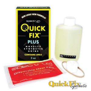Quick Fix 6.2 plus synthetic urine