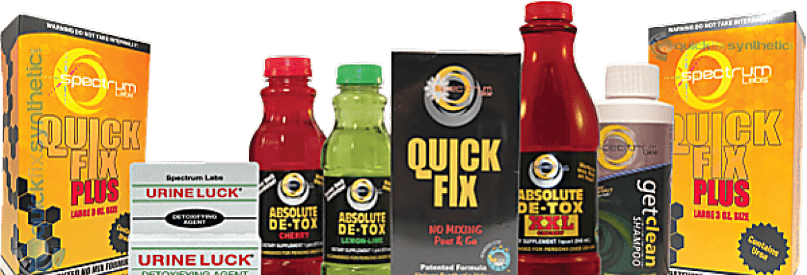 Quick Fix Synthetic Products