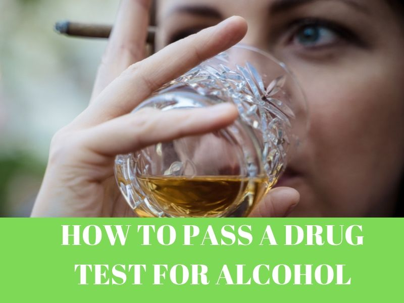 drug test alcohol